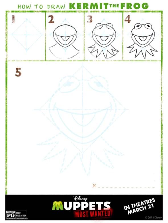 draw-kermit