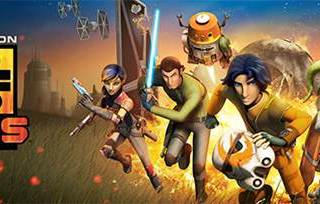 Star Wars Rebels: Cast Interview with Vanessa Marshall and Tiya Sircar #StarWarsRebels