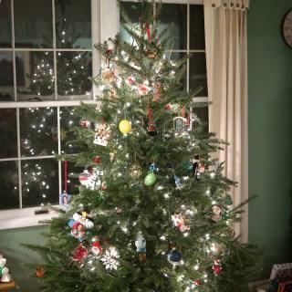 Christmas Tree 2014 #PSF