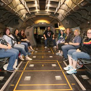 Behind The Scenes: Marvel's Agents of S.H.I.E.L.D. Set Tour #AgentsOfSHIELD
