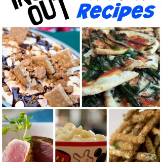 Inside Out Recipe Round Up {Disney Parks Copycat Recipes}
