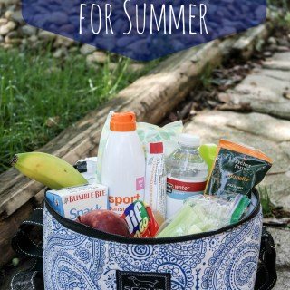 On-The-Go Snacking Tips for Summertime