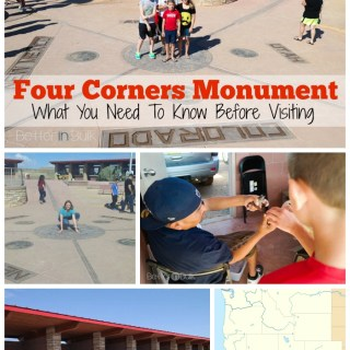 Four Corners Monument: What You Need To Know Before Visiting #PSF