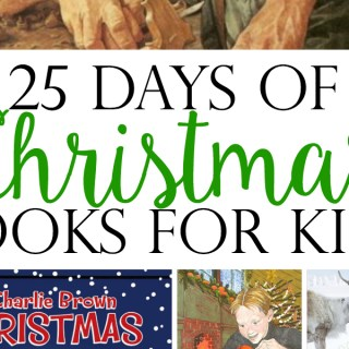 25 Days of Christmas Books for Kids