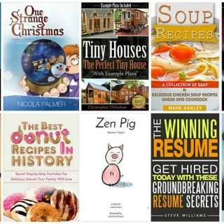 10 Free Kindle Books (12/21/15)