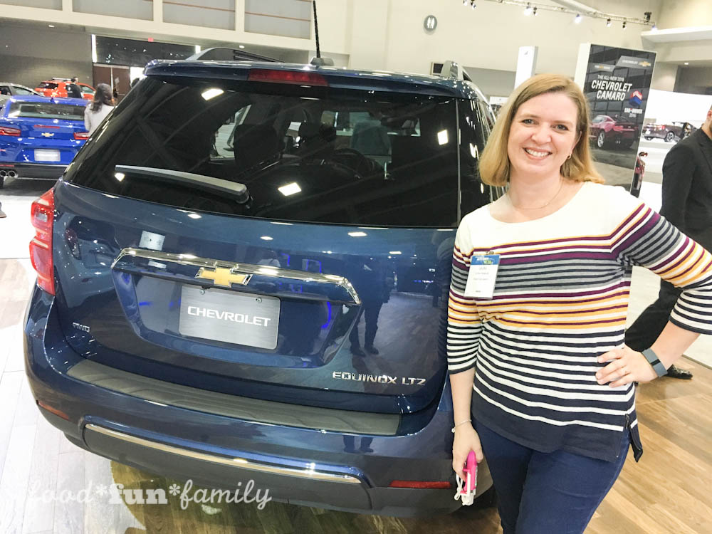The Best Car Buying Advice Ever and the Washington Auto Show from Food Fun Family