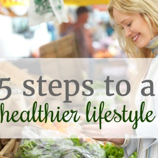 5 Simple Steps to a Healthier Lifestyle for Your Family