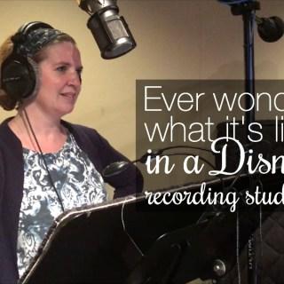 My Zootopia Recording Studio Experience #ZootopiaBluray