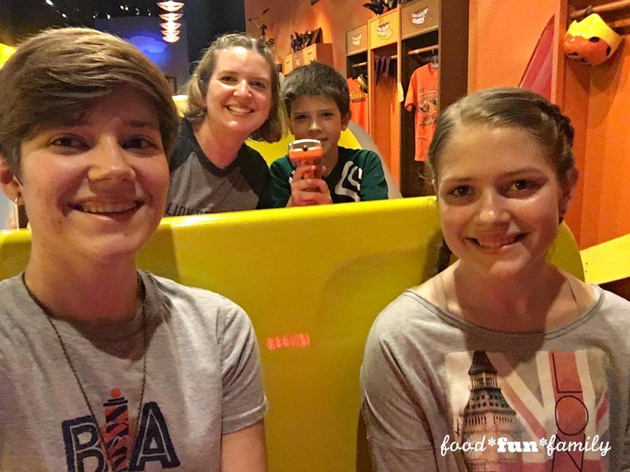 Hersheypark family rides