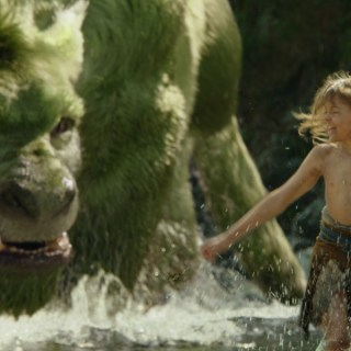 Pete's Dragon Movie Review and Coloring Pages