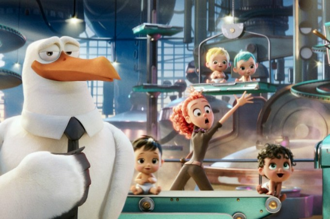 storks feature