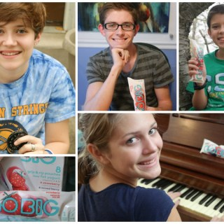How My Teens Are Crushing It #YoplaitGoBig