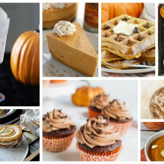 Delicious Dishes Recipe Party - host favorite pumpkin recipes