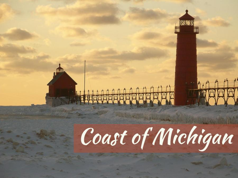 5 Fun Family Road Trips for Fall Foliage -  The Coast of Michigan