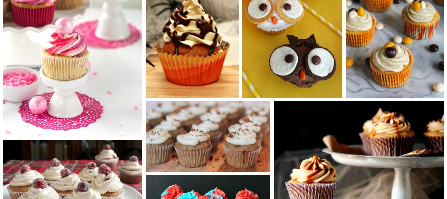 Delicious Dishes Recipe Party #41 – Cupcake Recipes