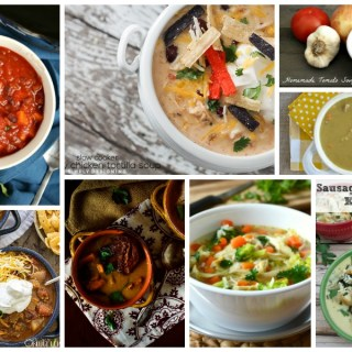 Delicious Dishes Recipe Party #43 – Tasty Soup Recipes