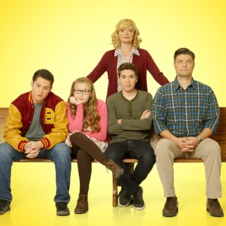 The Real O'Neals Season 2 {Plus ABC's Halloween Line Up} #TheRealONeals