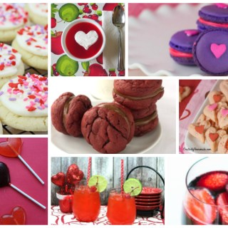 Delicious Dishes Valentine's Day Recipes feature