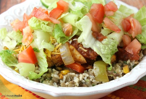 chicken-and-lentil-rice-bowl-recipe