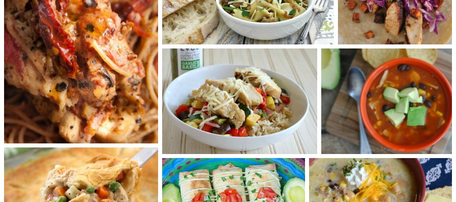Amazing Chicken Recipes – Delicious Dishes Recipe Party #61