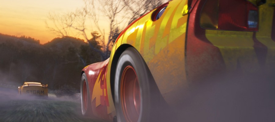 Bring Cars 3 Home Today!