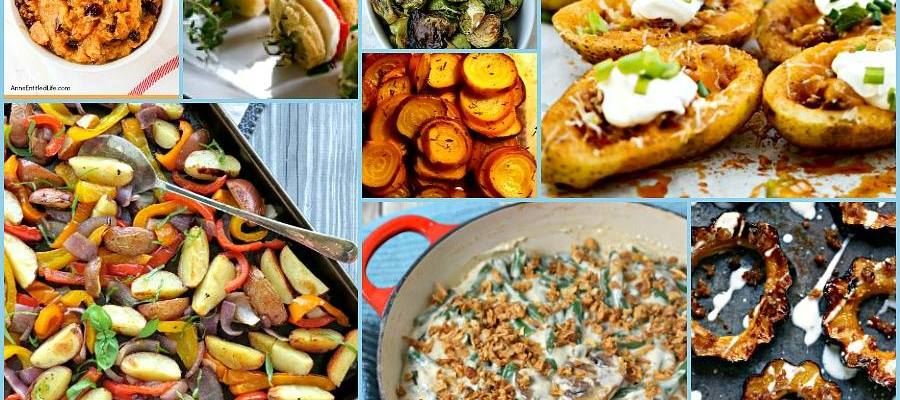 Mouth-watering Side Dishes – Delicious Dishes Recipe Party #92