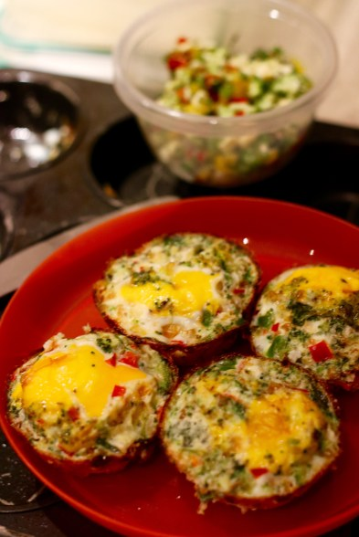 Egg Muffins To-Go!
