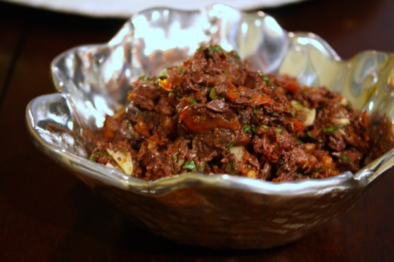 Picture of Sun Dried Tomato Tapenade