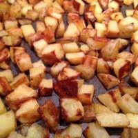 Homestyle Crispy Potatoes Recipe from Cerasa Farm in Italy