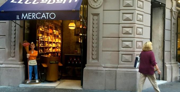 Lecca Baffi Mercato, Italian Deli & Grocery, Eixample