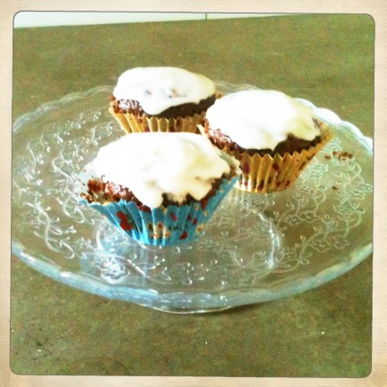 pompoencake pumpkin cake cupcake recept Miss Foodie