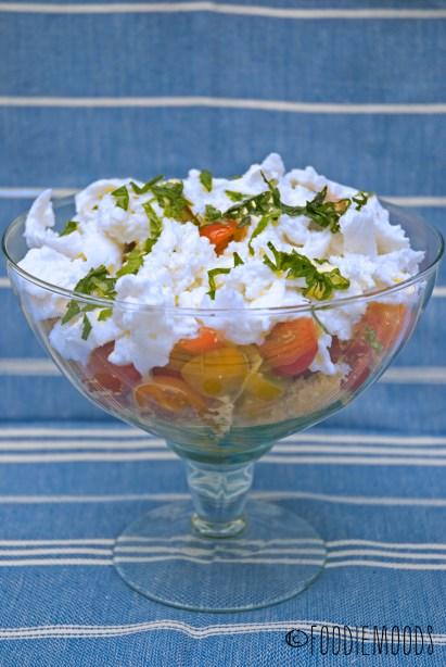 panzacaprese trifle