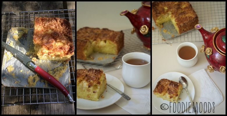 appelcake met kardemom foodiemoods recept