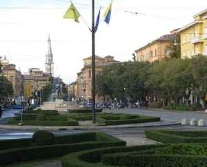 The beautiful city of Modena in Emilia-Romagna, Italy.