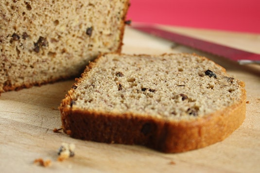 David Lebovitz's Banana Bread