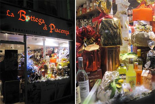 Italian Specialties: La Bottega di Piacenza