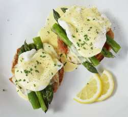 Daring to Make Eggs Benedict