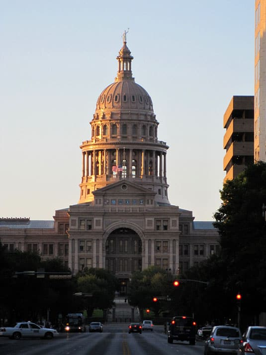 The Capitol, Austin, Texas