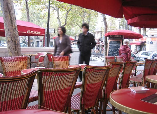 Café Life in Paris