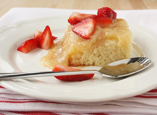A Classic Québécois Dish: Pouding chômeur à l'érable (Poor Man's Maple Pudding)