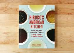 {Book Review} Hiroko's American Kitchen – Cooking with Japanese Flavors