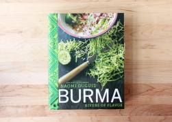 {Book Review} Burma: Rivers of Flavor
