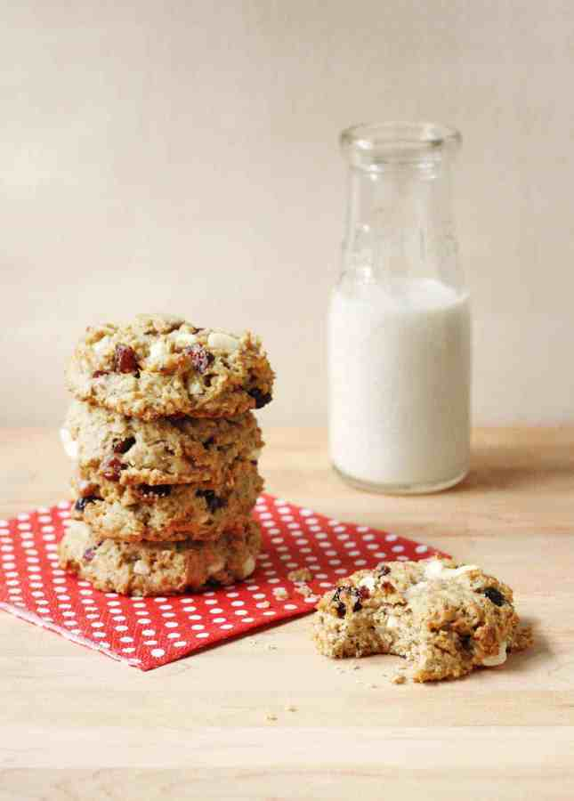 Breakfast Cookies // FoodNouveau.com