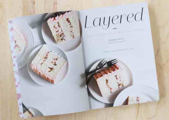 Cookbook Giveaway: Layered: Baking, Building, and Styling Spectacular Cakes // FoodNouveau.com