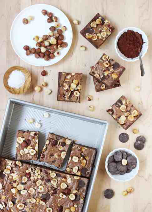 Textbook Fudgy Brownies