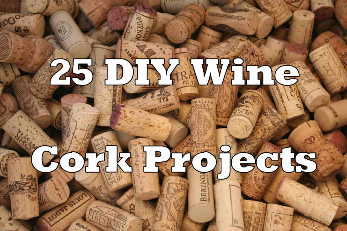 25 diy wine cork projects for Crafts with corks from wine bottles