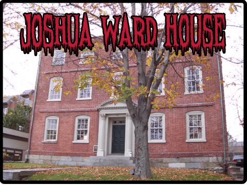 joshua ward house haunted