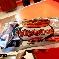 A&W: Whistle Dog (Yes, they serve hot dogs)