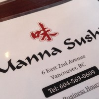 Manna Sushi: New Sushi Restaurant near Olympic Village