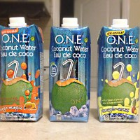 O.N.E. Coconut Water: Rehydrate for the Summer